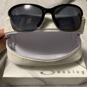 Oakley Polarized Unstoppable Sunglasses